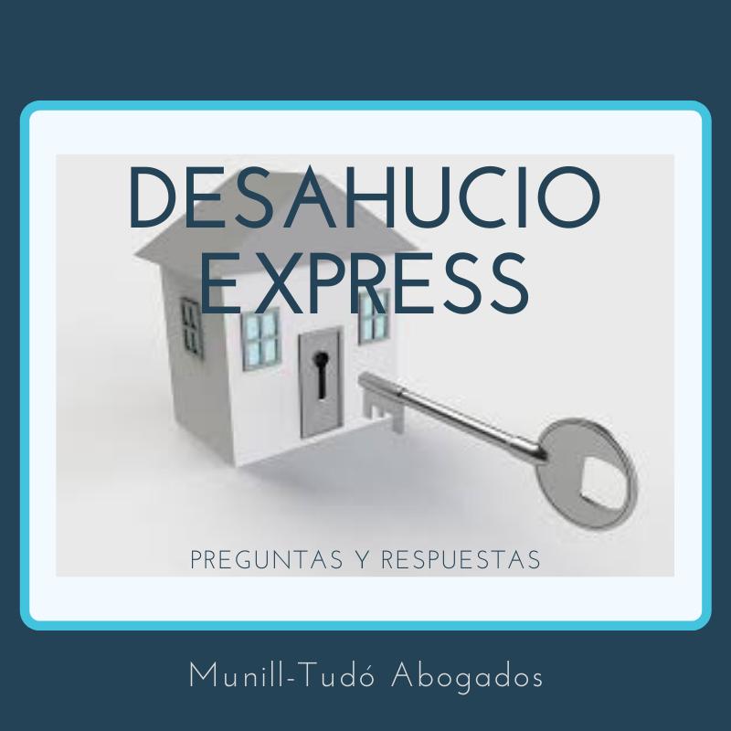 DESAHUCIO EXPRESS