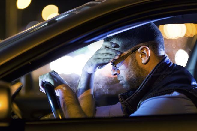 Con el cambio horario nos sentimos más fatigados al volante, sobretodo al regresar de noche a casa